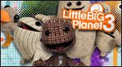 Gaming Live LittleBigPlanet 3 : Deux vidéos maison sur la bêta ! - PlayStation 4