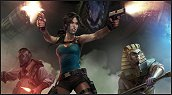 Gaming Live Lara Croft : 30 minutes de vidéo exclusive ! - PlayStation 4