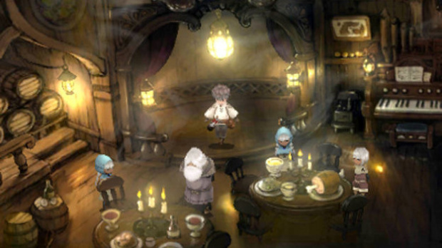 Bravely Default : Flying Fairy en Occident