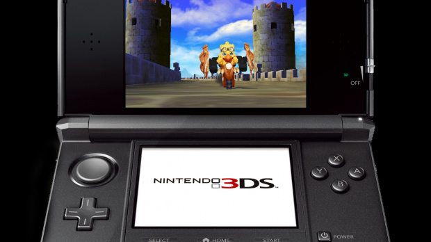 E3 2010 : Chocobo Racing sur 3DS