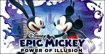 Epic Mickey : Power of Illusion - E3 2012