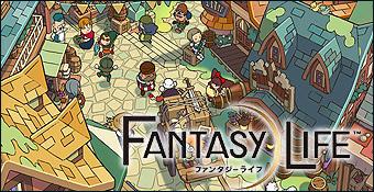 Fantasy Life - TGS 2012