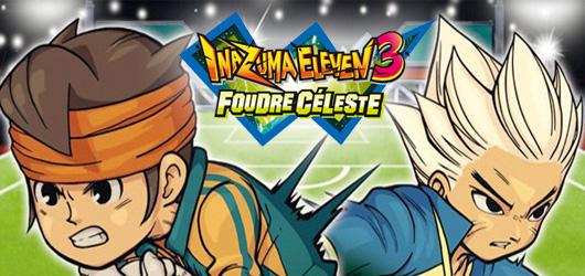 Inazuma Eleven 3 Foudre Céleste