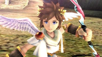 E3 2011 : Kid Icarus Uprising sur Wii U !