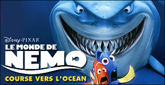 Le Monde de Némo : Course vers l'Océan