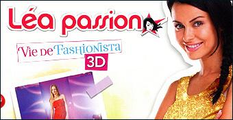 Léa Passion Vie de Fashionista 3D