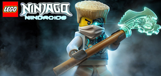 LEGO Ninjago : Nindroïds