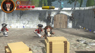 Lego : Pirates des Caraïbes aussi sur 3DS