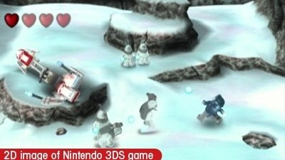 Images de LEGO Star Wars III : The Clone Wars sur 3DS
