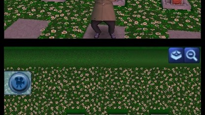 Images de la version 3DS des Sims 3