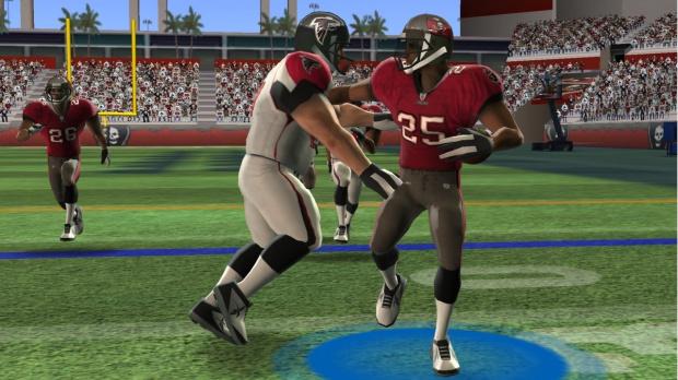 Images de la version 3DS de Madden NFL 11