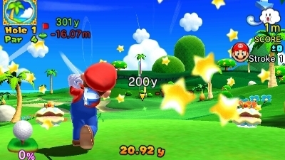 Mario Golf World Tour daté au 2 mai