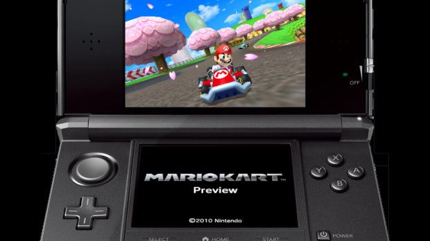 E3 2010 : Mario Kart sur 3DS