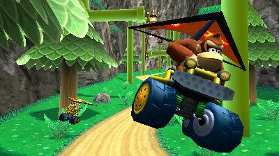 E3 2011 : Mario Kart 3DS est co-développé avec Retro Studios