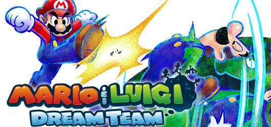 Test De Mario Luigi Dream Team Bros Sur 3ds Par Jeuxvideo Com