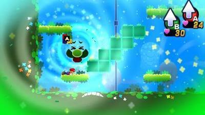 Résultats du concours Mario et Luigi : Dream Team Bros.