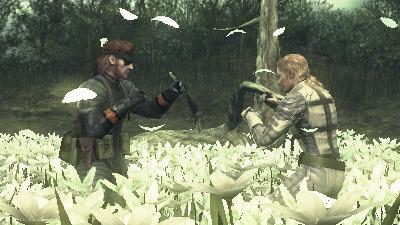 TGS 2010 : La sortie de Metal Gear Solid Snake Eater 3D se précise
