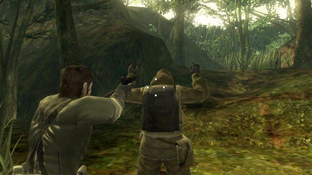 Snake Eater 3DS repoussé en 2012
