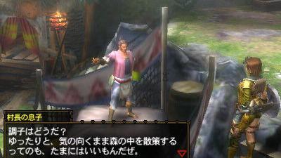 Monster Hunter  3G : l'absence de jeu en ligne officialisée