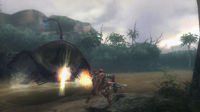 Monster Hunter 3G annoncé en Europe