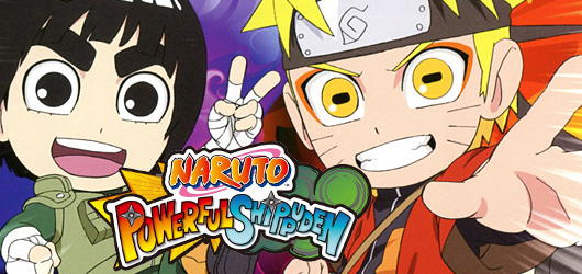 Naruto Powerful Shippuden
