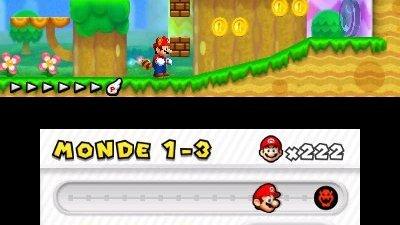 Des DLC pour New Super Mario Bros. 2