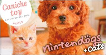 Nintendogs + Cats Caniche Toy & ses Nouveaux Amis