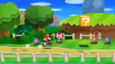 Une date de sortie pour Paper Mario : Sticker Star
