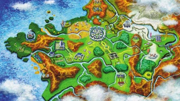 La France à l'honneur dans Pokémon