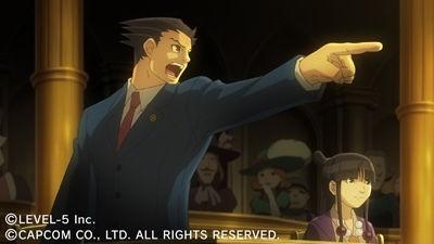 Un scénario en DLC pour Professor Layton VS Ace Attorney
