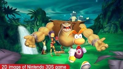 Images de Rayman 3D