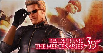 Resident Evil : The Mercenaries 3D