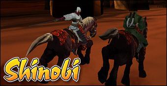 Shinobi - GC 2011