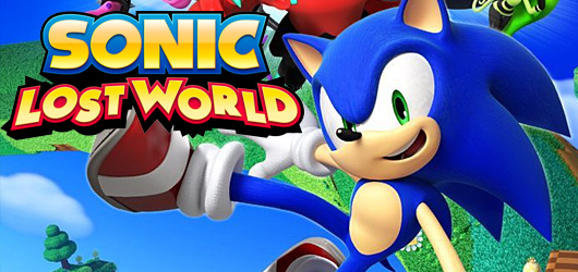 Sonic : Lost World