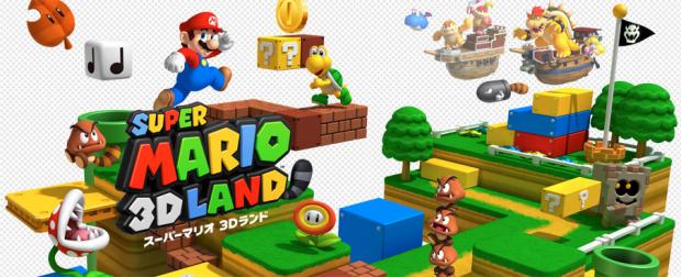 Meilleures ventes de jeux au Japon : Mario en force !