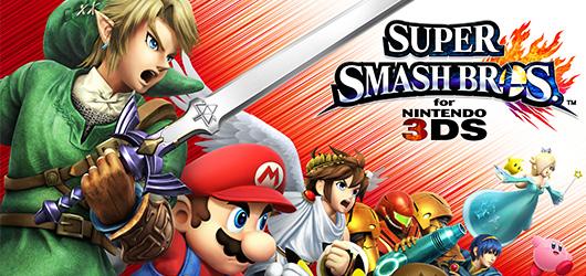 Super Smash Bros. for 3DS - Aperçu E3 2014