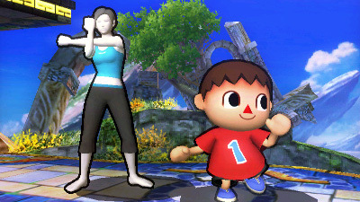 Super Smash Bros., plus ou moins cartoon sur 3DS