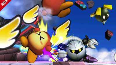 2,8 millions de Super Smash Bros. for 3DS