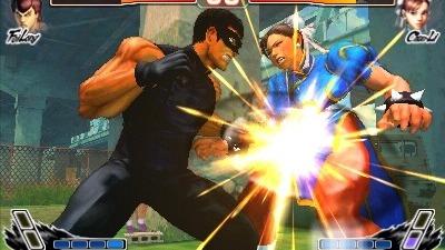 Super Street Fighter IV 3D est millionnaire
