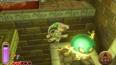 Un nouveau mode de difficulté pour Zelda : A Link Between Worlds