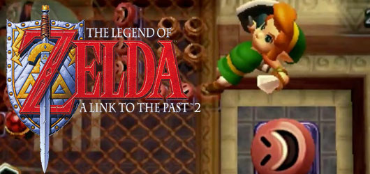 The Legend of Zelda : A Link to the Past 2