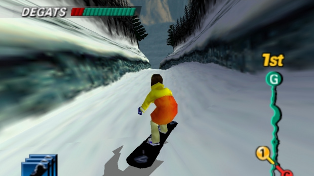 Oldies : 1080° Snowboarding