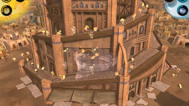 Jouez à Babel Rising 3D gratuitement sur Android