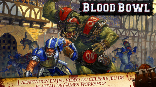 Blood Bowl sur tablettes Android et iPad