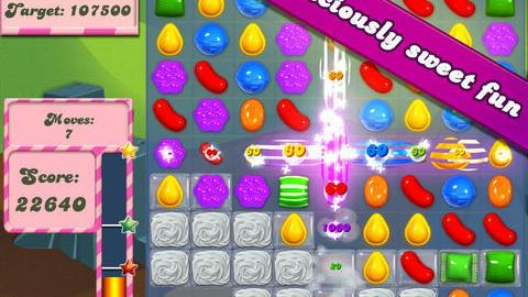 "King (Candy Crush) n'interdira pas toutes les utilisations du mot ""Candy"""