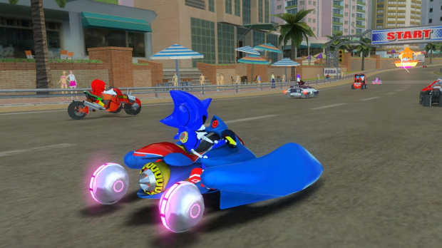Sonic & All-Stars Racing Transformed gratuit sur mobiles