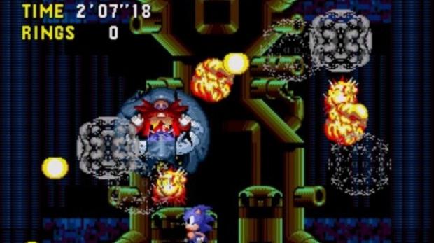 Sonic CD arrive sur le Xbox Live