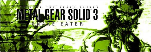 MGS 3 : Snake Eater