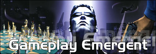 Le Gameplay Emergent