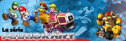 La série Mario Kart